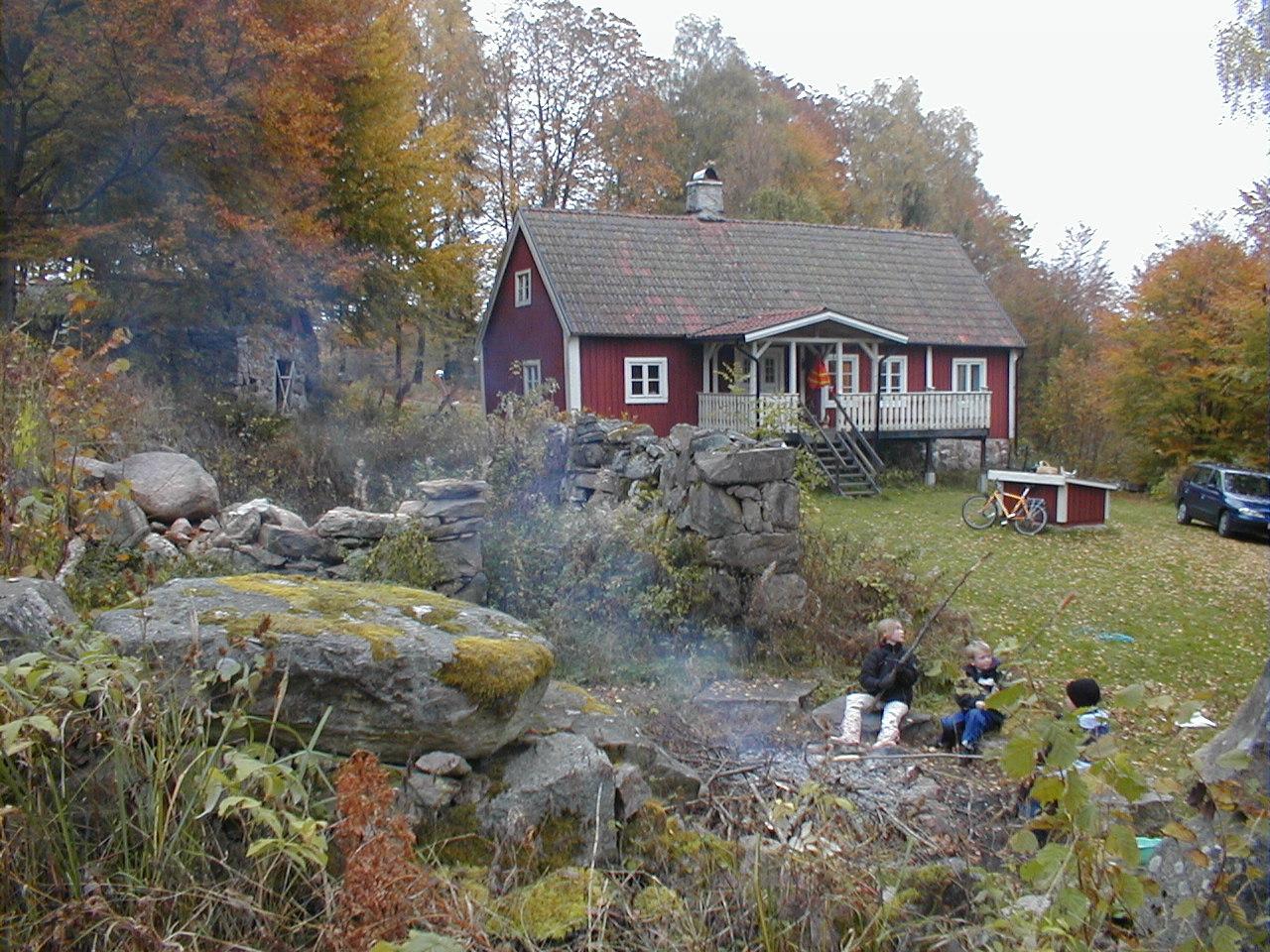 hytter i sverige til leje